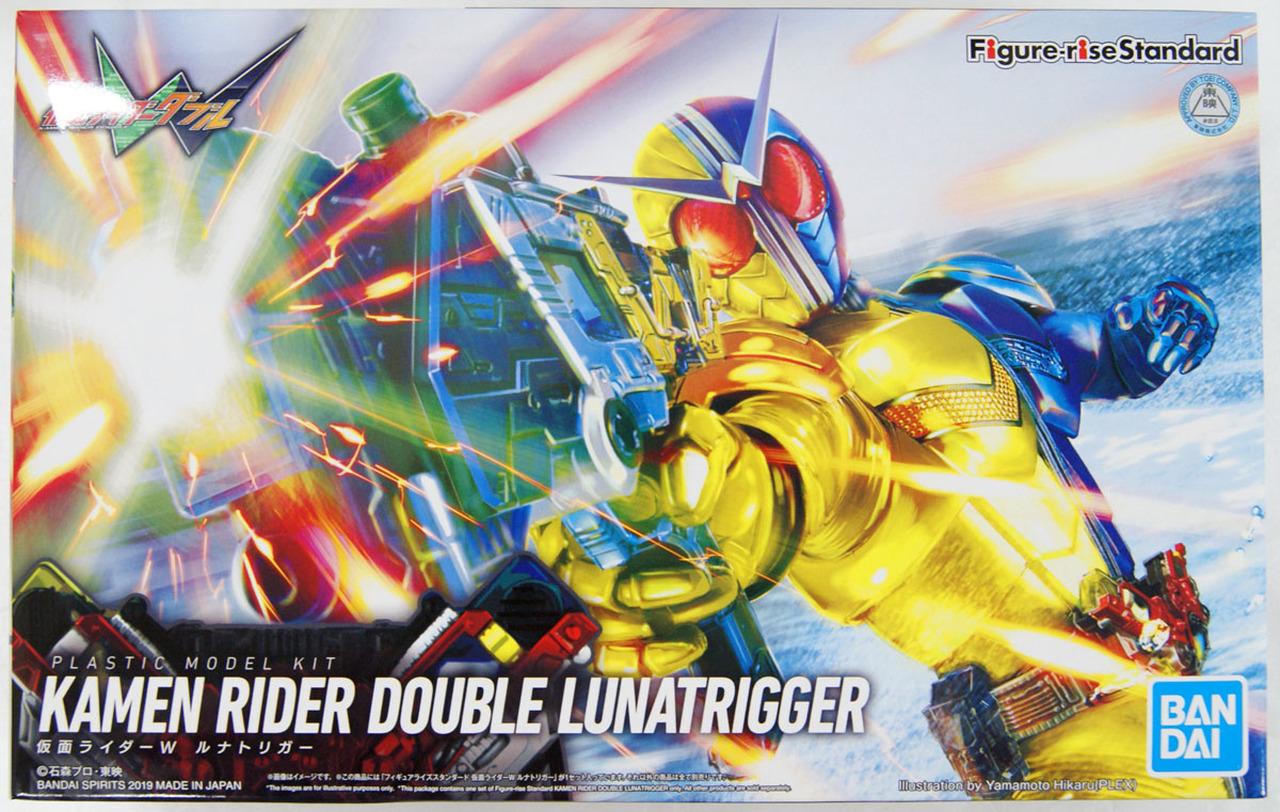 Figure-Rise Standard - Kamen Rider - Double Lunatrigger