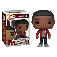 Pop! - Gameverse Spider-Man - Miles Morales (Funko #397)