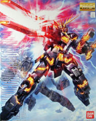 Gundam MG - RX-0 Unicorn Gundam 02 Banshee 1/100