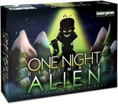 One Night Ultimate - Alien