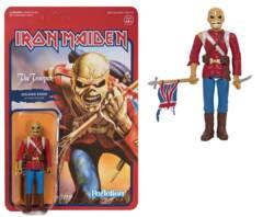 ReAction Figures - Iron Maiden Trooper - Soldier Eddie