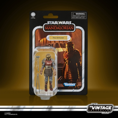 Star Wars - The Vintage Collection - The Mandalorian - The Armorer 3.75inch Action Figure