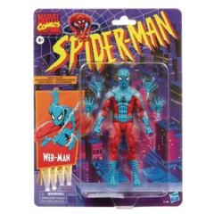 Marvel Legends - Spider-Man Vintage - Web Man Action Figure