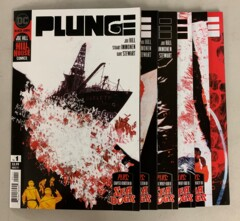 Plunge #1-6 set (DC 2020) 1 2 3 4 Joe Hill (9.0+)