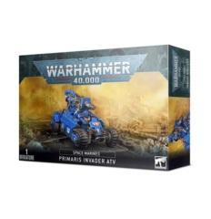 Space Marines - Primaris Invader ATV