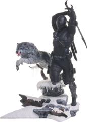 GI Joe Gallery - Snake Eyes PVC Statue