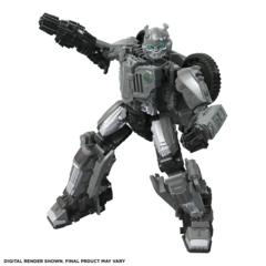 Transformers Studio Series 77 - Transformers N.E.S.T Jeep Bumblebee