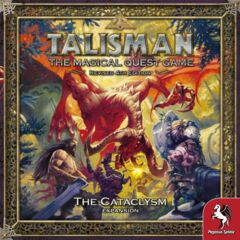 Talisman (Revised 4th Edition) - The Cataclysm Expansion