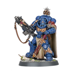 Space Marines - Captain with Master-crafted Bolt Rifle