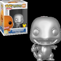 Pop! Pokemon - Metallic Charmander (Funko #455)