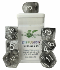 Role 4 Initiative - Diffusion Wraith 7pc