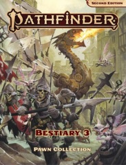 Pathfinder 2E Pawns - Bestiary 3 Collection