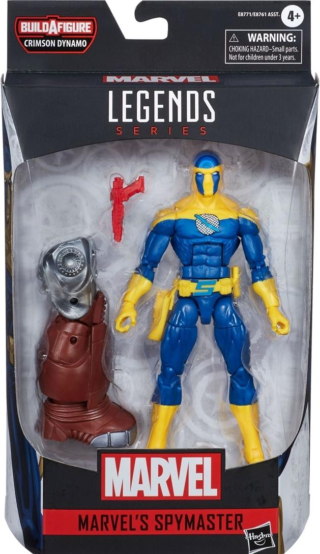 Marvel Legends - Black Widow - Spymaster 6in Action Figure