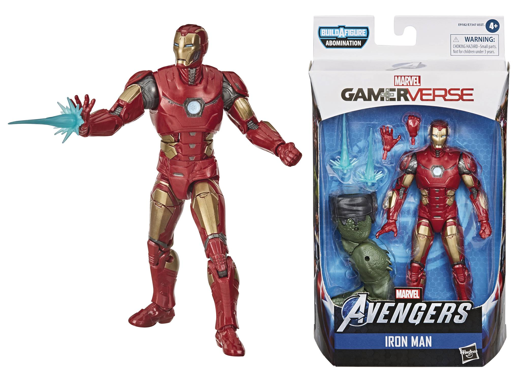 Marvel Legends - Marvels Avengers Gamevese - Iron Man 6in Action Figure