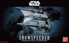 Star Wars Model Kit - Snowspeeder (1/48)
