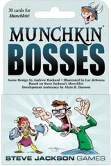 Munchkin Bosses