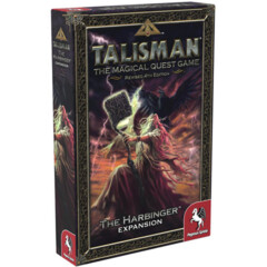 Talisman (Revised 4th Edition) - The Harbinger Expansion