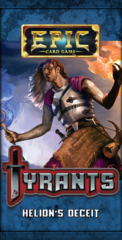 Epic Card Game - Tyrants - Helion's Deceit