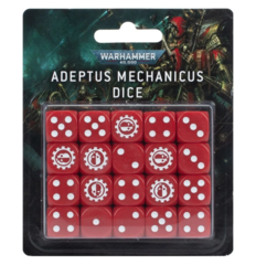 Dice - Adeptus Mechanicus