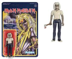 ReAction Figures - Iron Maiden Killers - Eddie