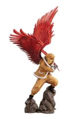My Hero Academia Hawks Artfx J Statue