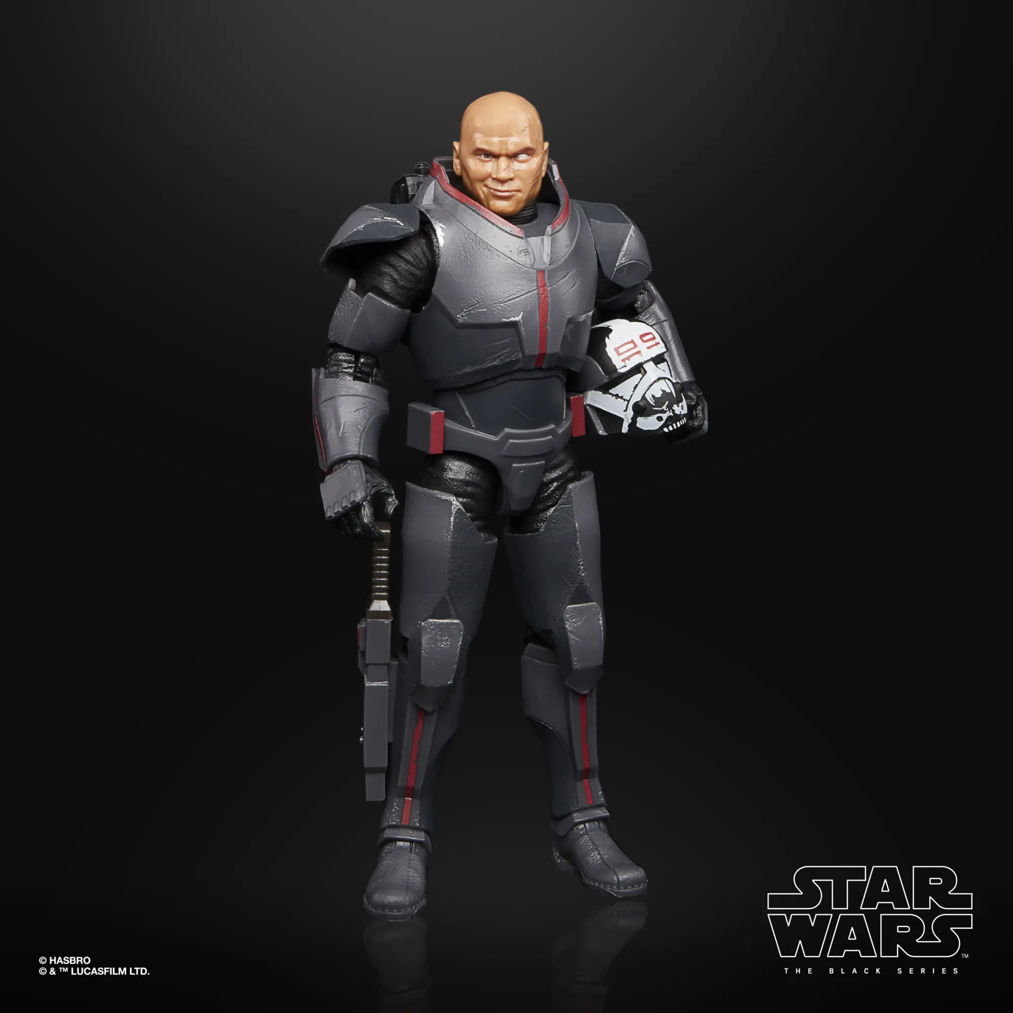 Star Wars - The Black Series - The Bad Batch - Wrecker Deluxe Action Figure