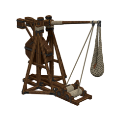 Wizkids 4D Settings War Machines - Trebuchet
