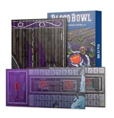Blood Bowl -  Dark Elf Team - Pitch & Dugouts