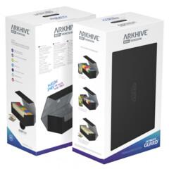 Ultimate Guard - Arkhive 800+ Xenoskin - Black