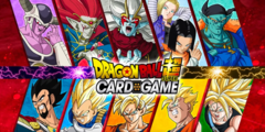 DBS/Digimon TCG Sunday Play - (pre-paid only)