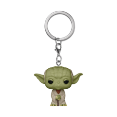 Pocket Pop! - Star Wars - Yoda Keychain