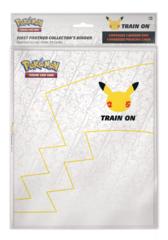 First Partner Oversized Collector Binder w/ Oversized Pikachu Card