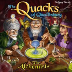 Quacks of Quedlinburg - The Alchemists