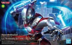 Ultraman Model Kit - Ultraman (B Type) -Action-