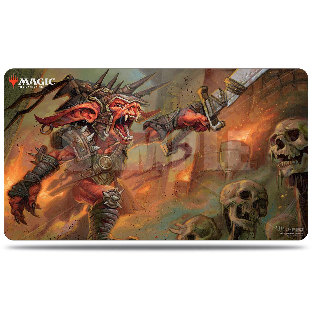 Ultra Pro - Playmat - Commander Legends - Rograkh (V5)