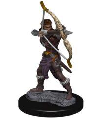 D&D Icons of the Realms - Premium Mini - Elf Female Ranger