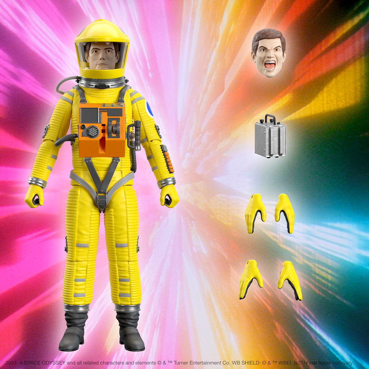 2001: A Space Odyssey Ultimates - Dr Frank Poole Action Figure