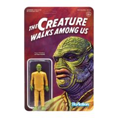ReAction Figures - Universal Monsters - The Creature Walks Among Us