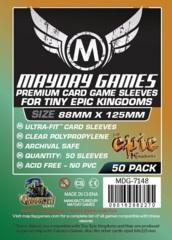 Mayday - Premium Sleeves - Tiny Epic Kingdoms 50 ct