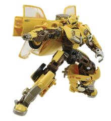 Transformers Masterpiece PF SS-01 Bumblebee Action Figure