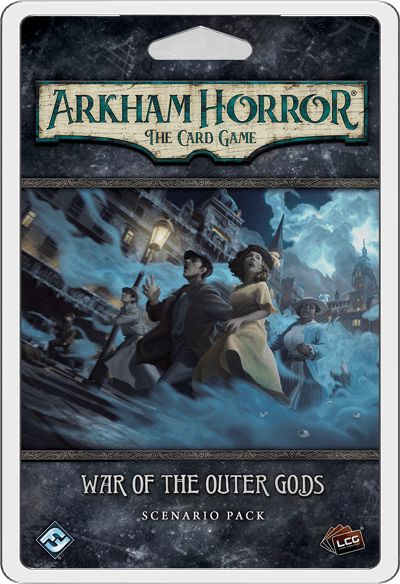 Arkham Horror LCG - War of the Outer Gods Scenario Pack