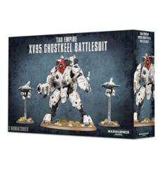 Tau Empire - XV95 Ghostkeel Battlesuit