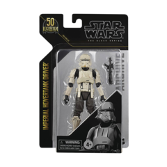 Star Wars - The Black Series Archives - Imperial Hovertank Driver