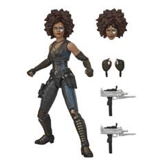 Marvel Legends - X-Men Movie Series - Domino 6inch Action Figure