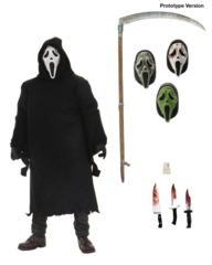 Scream - Ghost Face Ultimate 7in Action Figure