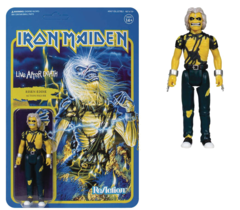 ReAction Figures - Iron Maiden Live After Death - Risen Eddie