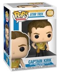Pop! Televison - Star Trek - Kirk Mirror Mirror Outfit (Funko #1138)