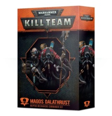 Kill Team - Magos Dalathrust Adeptus Mechanicus Commander Set