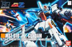 Gundam HG Universal Century - MSZ-010 ZZ Gundam (#111)