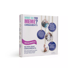 What Do You Meme? - Ornaments